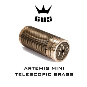 GUS Artemis Mini Telescopic Mod Brass