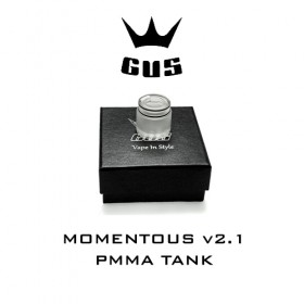 GUS Momentous v2.1 PMMA Tank