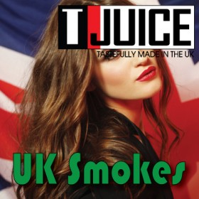 T-JUICE UK SMOKES - AROMA CONCENTRATO - 10 ml