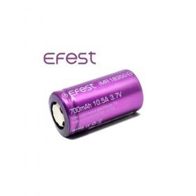 Batteria Efest Purple IMR18350 700mAh 10,5A