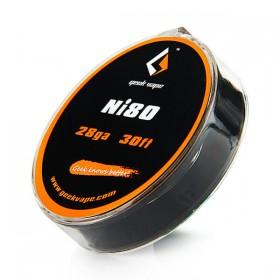Geekvape Ni80 Tape Wire (28ga) 10mt