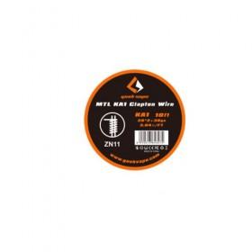 Geekvape Mtl Clapton Wire Ka1 (28gax2 + 38ga) 3mt