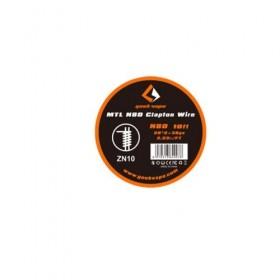 Geekvape Mtl Clapton Wire N80 (28gax2 + 38ga) 3mt