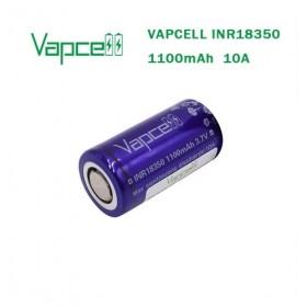 Vapcell Batteria 18350 1100mAh 10A