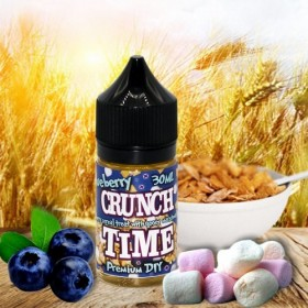 California Vaping co Crunch Time Blueberry - Concentrato 20ml