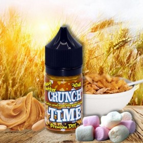 California Vaping co Crunch Time Peanut Butter - Concentrato 20ml