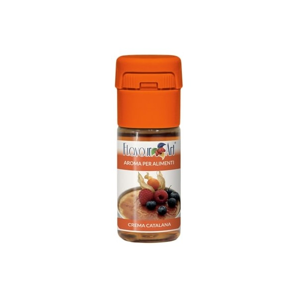 Flavourart Crema Catalana - Aroma 10ml