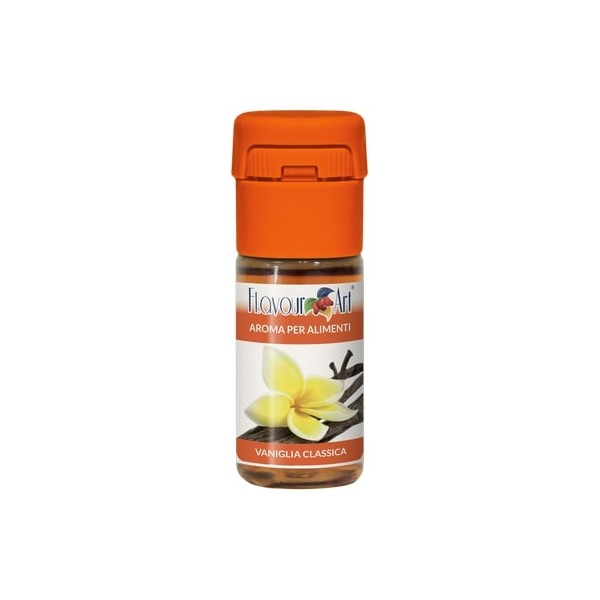 Flavourart Vaniglia Classica - Aroma 10ml