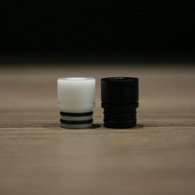 Steam Tuners Drip Tip T8 Acetal Black