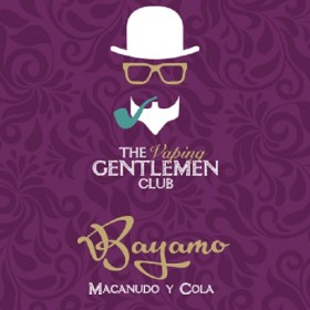 The Vaping Gentlemen Club Classic Line Bayamo - Aroma 11ml