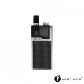 Lost Vape Orion DNA GO Silver Carbon
