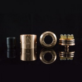 Goon 22 RDA by 528 Custom Vapes Copper