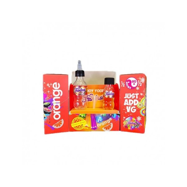 AROMA THE OHM PREMIUM E-LIQUID - FANTASI - ORANGE - 30ml