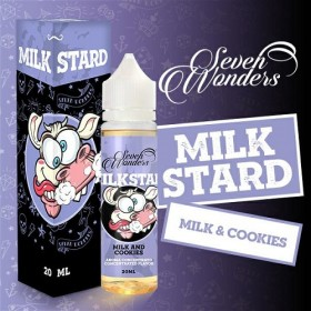 Seven Wonders MILKSTARD - Concentrato 20ml