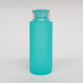 Zeroten Skull Bottle Light Blue