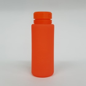 Zeroten Skull Bottle Orange