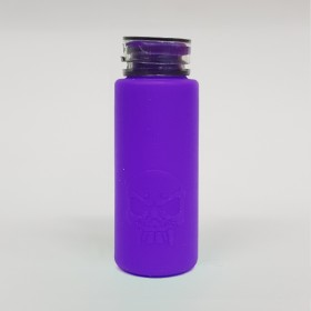 Zeroten Skull Bottle Purple