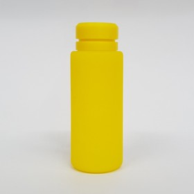 Zeroten Skull Bottle Yellow