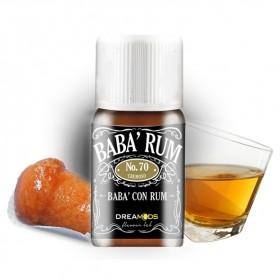 Dreamods Babà Rum No.70 - Aroma 10 ml