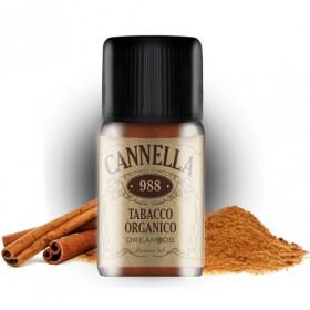 Dreamods Cannella No.988 Tabacco organico - Aroma 10ml