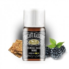 Dreamods Croccante Blackberry No.32 - Aroma 10ml