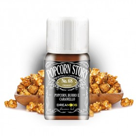 Dreamods Popcorn Story No.68 - Aroma 10ml