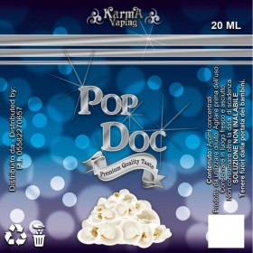 Karma Vaping Pop Doc - Concentrato 20ml