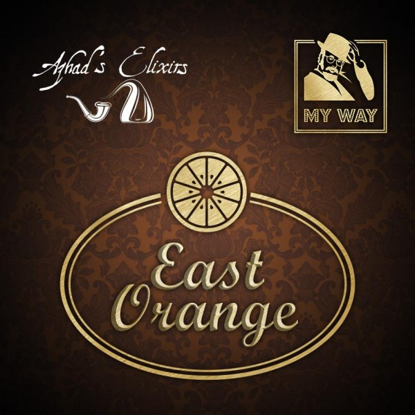 Azhad\'s Elixirs My Way East Orange - Aroma 10ml