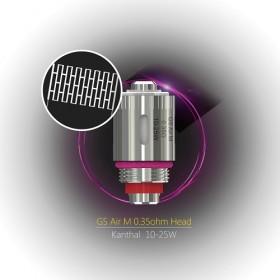 Eleaf GS Air M Coil 5x Pack 0,35 ohm