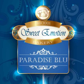 Sweet Emotion Paradise Blue - Concentrato 30ml