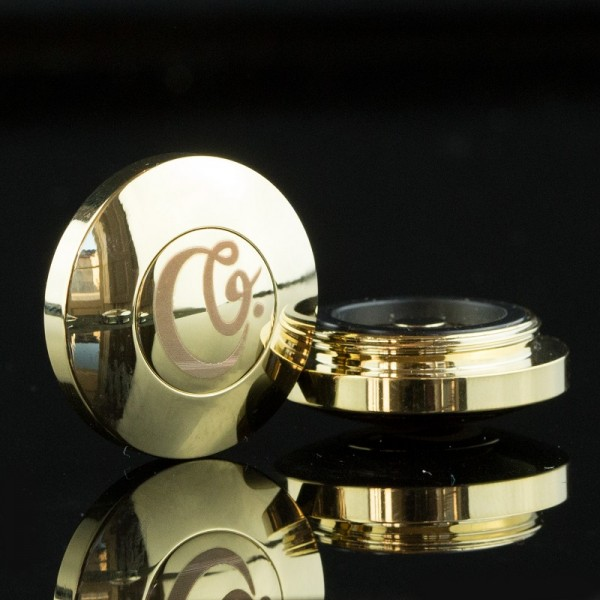 Switch Créavap Gold Plated 24k