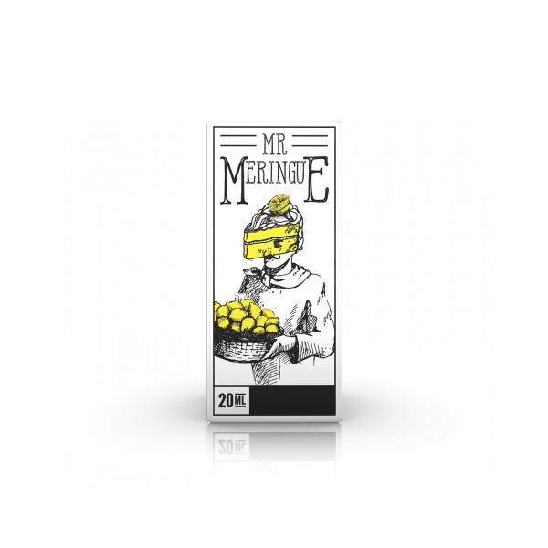 Aromi Charlie`s Chalk Dust - MR MERINGUE 20ML