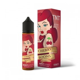 TNT Vape & Suprem-e Cherry Booms - Concentrato 20ml