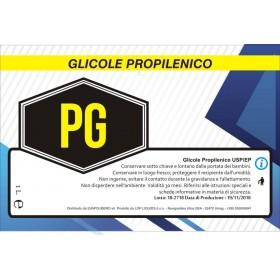 PG Glicole Flacone da 1 litro