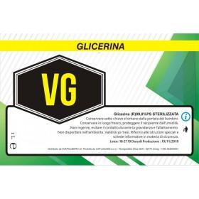 VG Glicerina Flacone da 1 litro