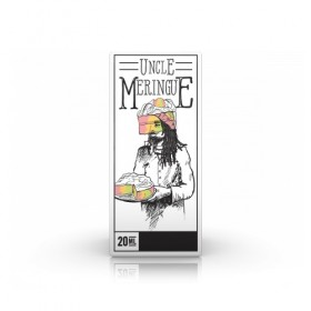 Aromi Charlie`s Chalk Dust - UNCLE MERINGUE 20ML