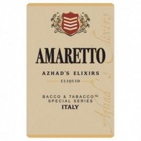 Azhad\'s Elixirs Bacco e Tabacco Amaretto - Concentrato 20ml