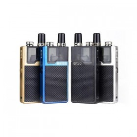 Lost Vape Orion Q Silver Carbon