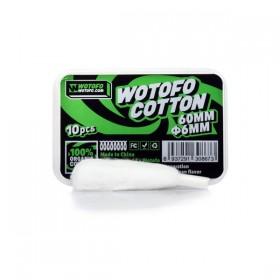 Cotone 6mm per Profile Wotofo