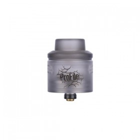 Wotofo Profile RDA 24mm Frosted Black