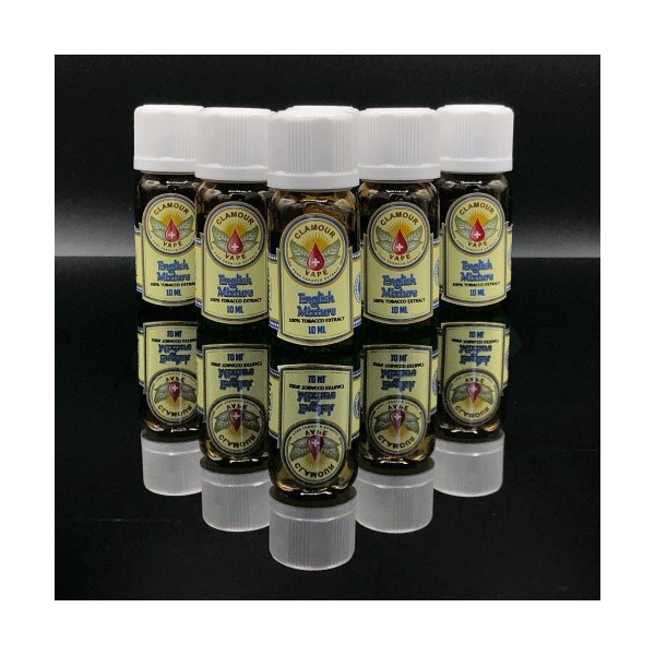 Clamour Vape English Mixture - Aroma 10ml