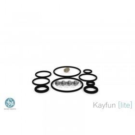 Svoemesto Kayfun Lite 2019 Kit O-Ring di ricambio