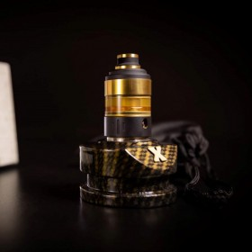 Hussar Vapes Project X Black/Gold