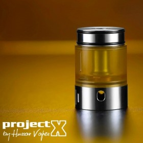 Hussar Vapes Project X Extended Kit