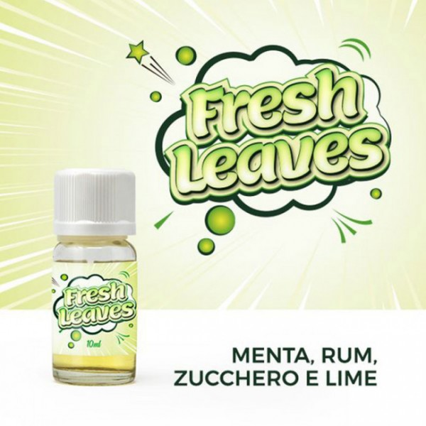 Super Flavor Fresh Leaves - Aroma 10ml