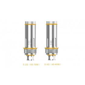 Aspire - CLEITO DUAL CLAPTON COIL 0,4ohm