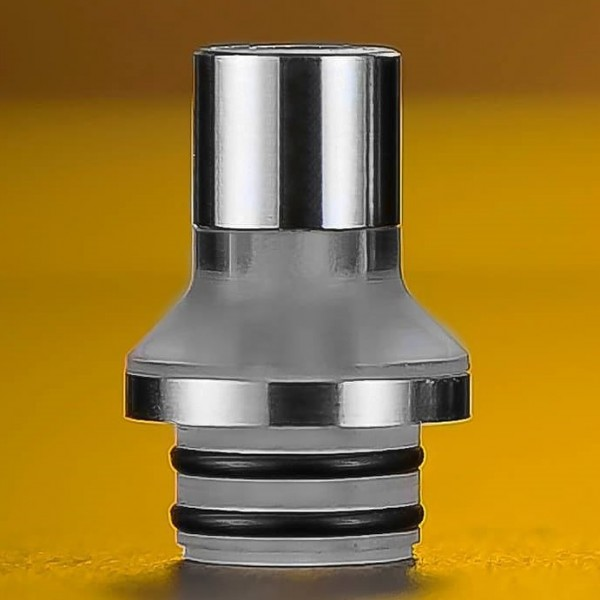 Hussar Vapes Project X Drip Tip Polished/Pmma