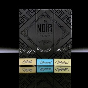 The Vaping Gentlemen Club Ghibli Noir - Concentrato 20ml