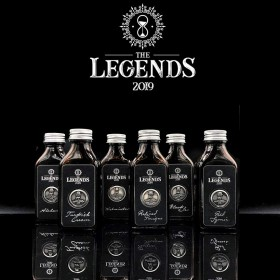 The Vaping Gentlemen Club The Legends Red Izmir - Aroma 11ml