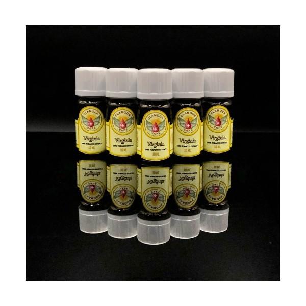 Clamour Vape Virginia - Aroma 10ml
